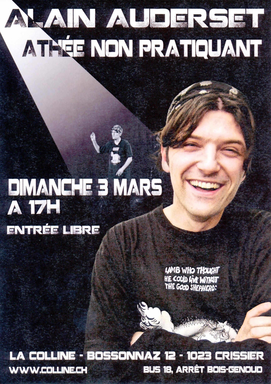 Alain Auderset salary